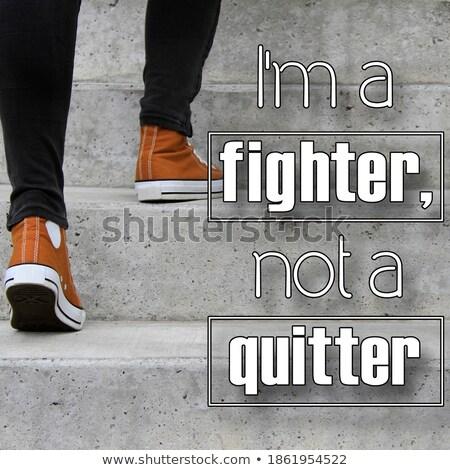 Potere motivazione business successo carta piano Foto d'archivio © Lightsource
