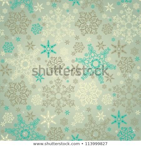 boom · bladeren · natuur · teken · winter - stockfoto © morphart