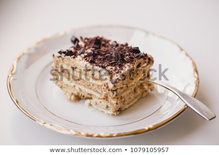 Peppermint Crisp Tart Stock photo © marcrossmann