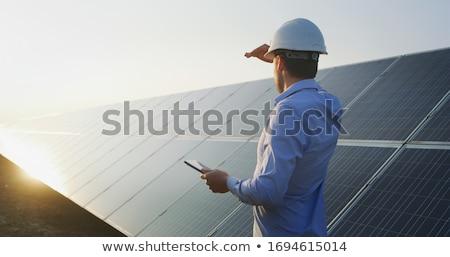 Globális mérnöki sokoldalú közösség üzlet siker Stock fotó © Lightsource