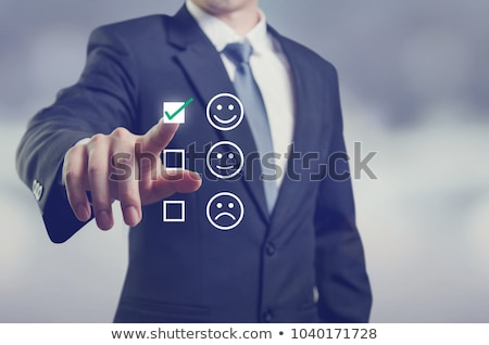 Customer Satisfaction Rating Concept Stock photo © ivelin