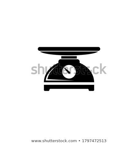 Kitchen Scale Weights Stock photo © kitch