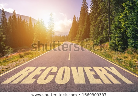 road to recovery Stock photo © nenovbrothers
