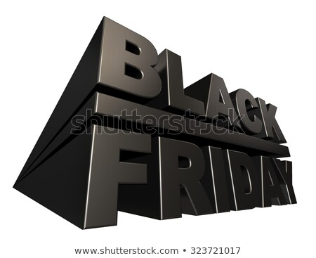big sale concept on black chalkboard 3d rendering stock photo © tashatuvango