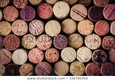 Red Wine and Spirit Drink Stock photo © bluering