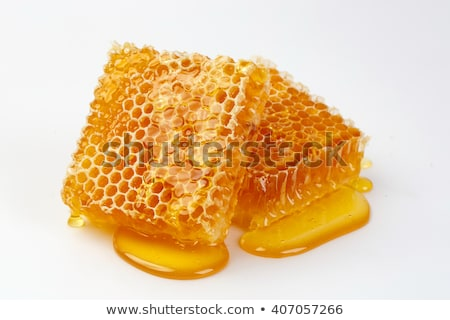 Stok fotoğraf: Drops Of Fresh Honey