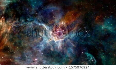 Remnant of the supernova explosion. Elements of this image furnished by NASA. Stock photo © NASA_images