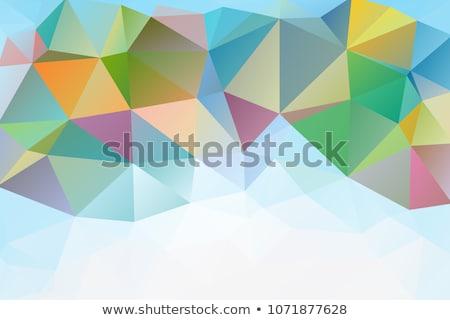 diamante · brilhante · vidro · textura · caleidoscópio - foto stock © arsgera