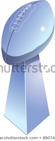 football trophies stock photo © fotovika