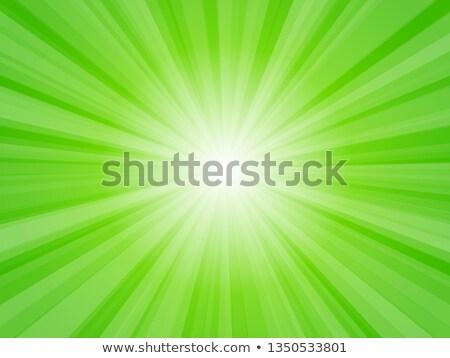 verde · país · paisaje · vector · naturaleza · fondo - foto stock © adamson