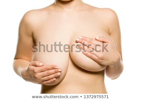 Big Breasts stock photo © adamr
