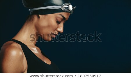 young woman resting after fitness Stock photo © photography33