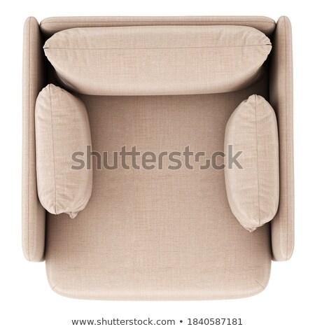 Társalgó székek üres tengerjáró hajó hajóút senki Stock fotó © chrisbradshaw