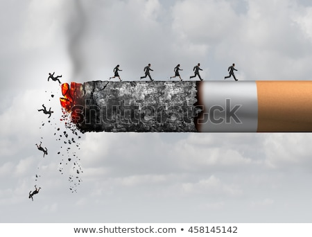 smoking kills stock photo © stocksnapper
