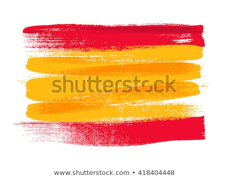 spanish flag grunge background Stock photo © sirylok