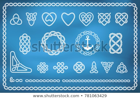 Stock photo: Anchor Celtic