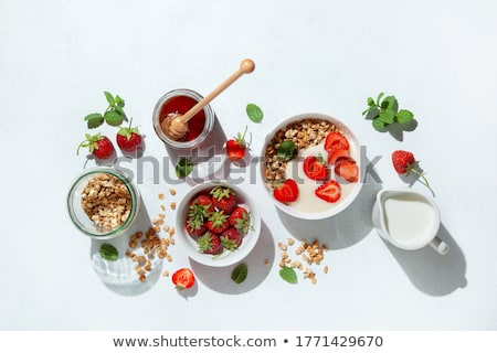Light Breakfast stock photo © zhekos