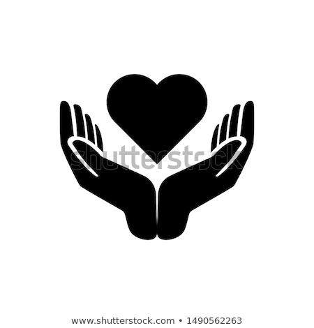 Giving hands stock photo © charcoal