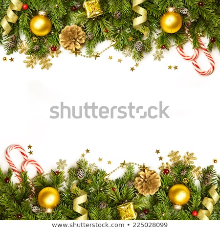 Christmas decorations l Stock photo © ssuaphoto