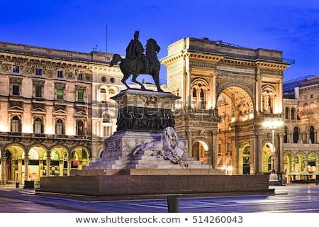 toegewijd · Italiaans · koning - stockfoto © photocreo