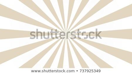 Rétro soleil poutre grunge star Photo stock © Lightsource