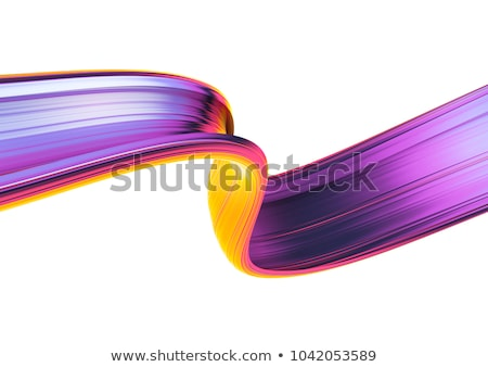 abstact glossy flute Stock photo © rioillustrator