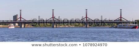 Ponte Budapest Ungheria costruzione viaggio architettura Foto d'archivio © pixachi