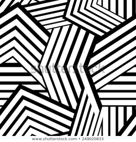 幾何 · 抽象 · 裝飾的 · 向量 - 商業照片 © pzaxe
