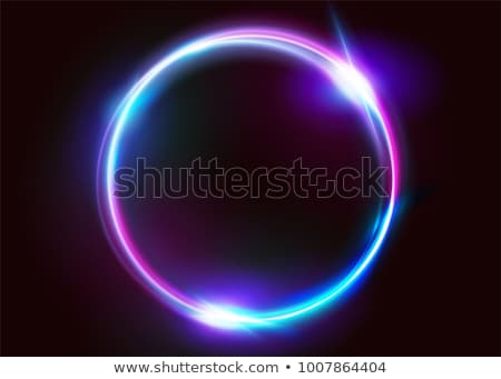 moderno · rosa · círculo · efeitos · vetor - foto stock © gubh83