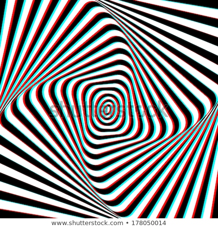 Optical illusion for hypnotherapy Stock photo © shawlinmohd