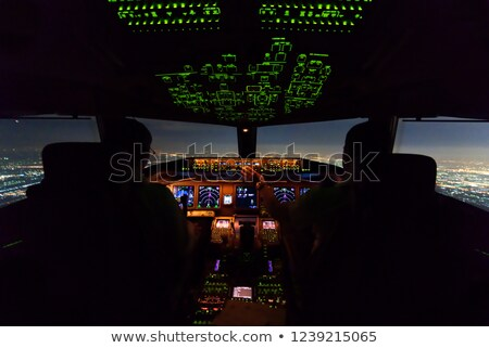 Final approach Stock photo © moses