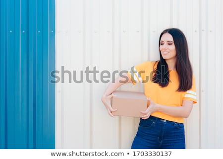 Meisje colli geïsoleerd witte vrouwen sexy Stockfoto © OleksandrO