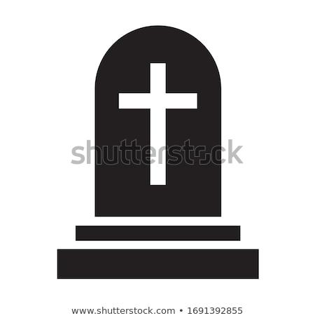 Stock photo: death icons
