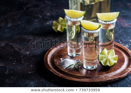 Tequila Stock photo © dashapetrenko