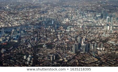 Londres london bridge verre 2015 permanent élevé Photo stock © AndreyKr