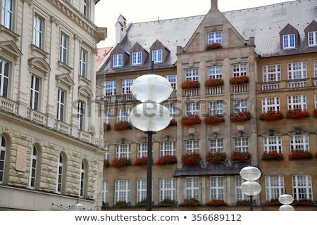 Building in Neuhauser Str, Munich, Bavaria, Germany Stock photo © vladacanon