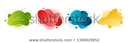 Four colorful banners stock photo © samado