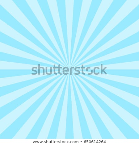blue color burst background. stock photo © user_9385040