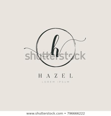サークル · アイコン · ベクトル · 手紙 · ロゴ · ロゴデザイン - ストックフォト © sdcrea