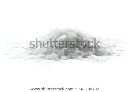 Magnesium chloride flakes Stock photo © Kidza