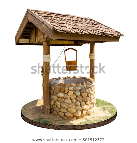 Water Well Isolated Stock photo © FOTOYOU