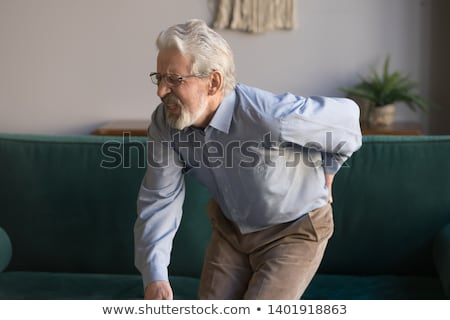 Degenerative Muscle Disease Stock photo © Lightsource