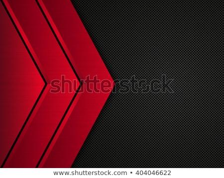 Noir métal acier inoxydable horizontal design Photo stock © kurkalukas