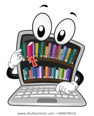 ноутбука · талисман · иллюстрация · больным · компьютер · термометра - Сток-фото © lenm