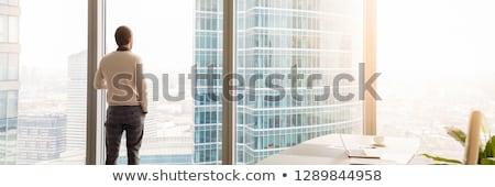 Business ambition concept banner header. Stock photo © RAStudio