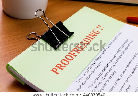 find right word by color Stock photo © Olena