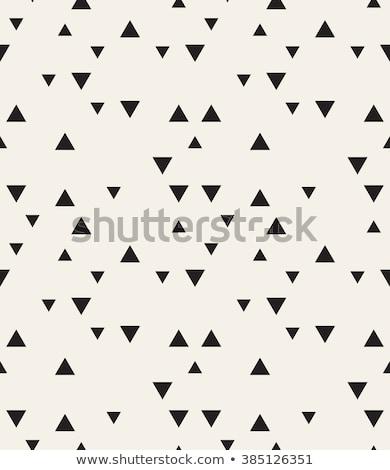 抽象的な · 幾何学模様 · ランダム · ストライプ · 行 · テクスチャ - ストックフォト © lemony