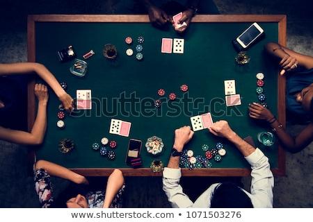 Poker casino Stock photo © adrenalina