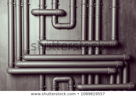 Drainage tube Stock photo © njnightsky