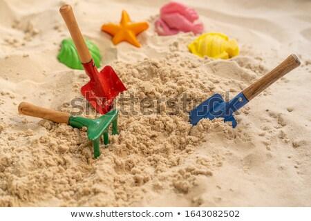 sandpit Stock photo © xedos45